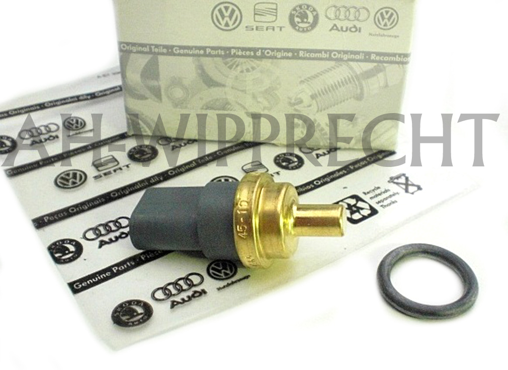 Neu Vw Motor G62 Temperatur Geber Sensor Golf Passat Eos