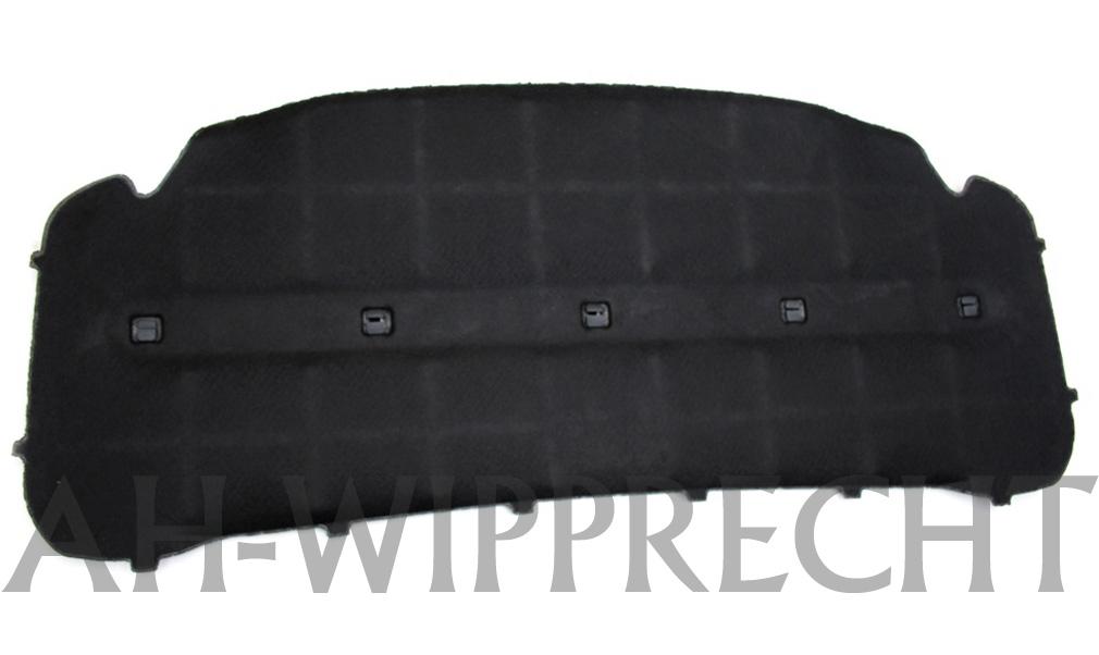 original touran 1t tdi motorhauben d mmung fsi vw caddy 2k d mmmatte haube matte ebay. Black Bedroom Furniture Sets. Home Design Ideas