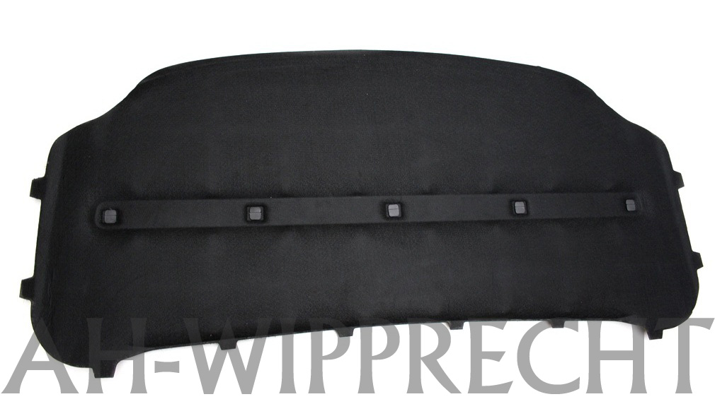 original vw touran 1t facelift tdi motorhauben d mmung fsi. Black Bedroom Furniture Sets. Home Design Ideas