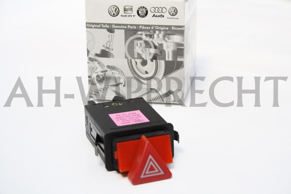neu rs6 audi warnblinkschalter warnblinker relais a6 4b s6. Black Bedroom Furniture Sets. Home Design Ideas
