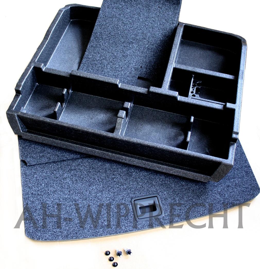 original vw tiguan 5n ladeboden kofferraum belag variabel. Black Bedroom Furniture Sets. Home Design Ideas