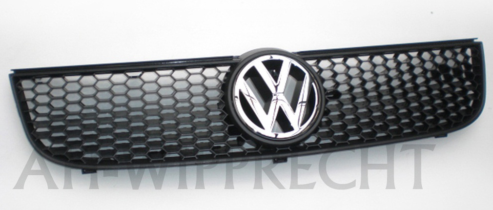 original polo gti tuning grill wabengrill vw sportgrill vw. Black Bedroom Furniture Sets. Home Design Ideas