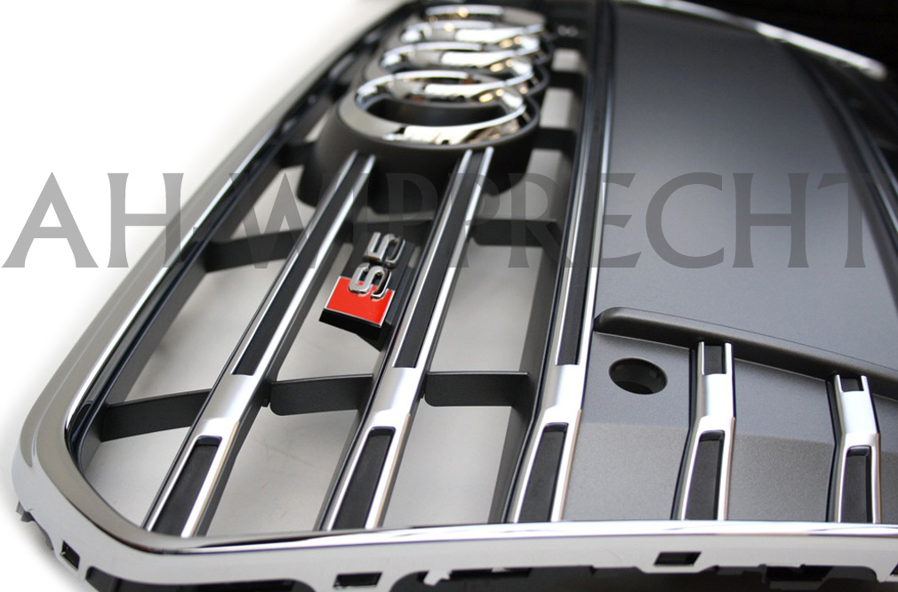 original audi s5 a5 k hlergrill chromgrill facelift rs5 coupe sportback grill 8t ebay. Black Bedroom Furniture Sets. Home Design Ideas