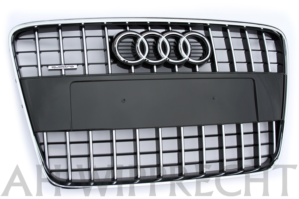 original audi s line tuning q7 tdi v12 v8 k hlergrill. Black Bedroom Furniture Sets. Home Design Ideas